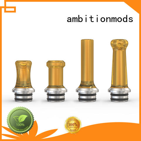 ambitionmods best drip tips design for retail
