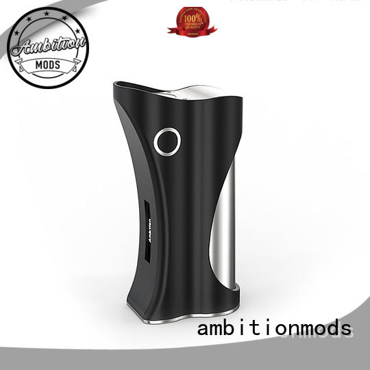 ambitionmods Hera box mod manufacturer for adults