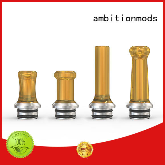 ambitionmods excellent best drip tip factory for adult