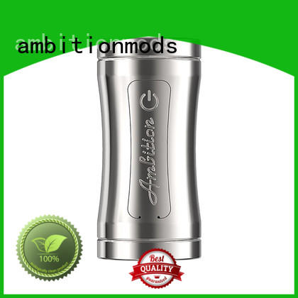 ambitionmods approved Luxem Tube Mod with Mosfet personalized for mall