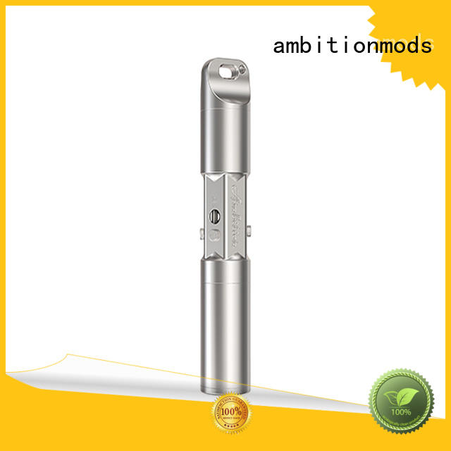 ambitionmods vapor accessories series for retail