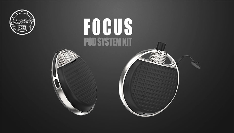 certificated vape focus pod system kit inquire now for shop-1
