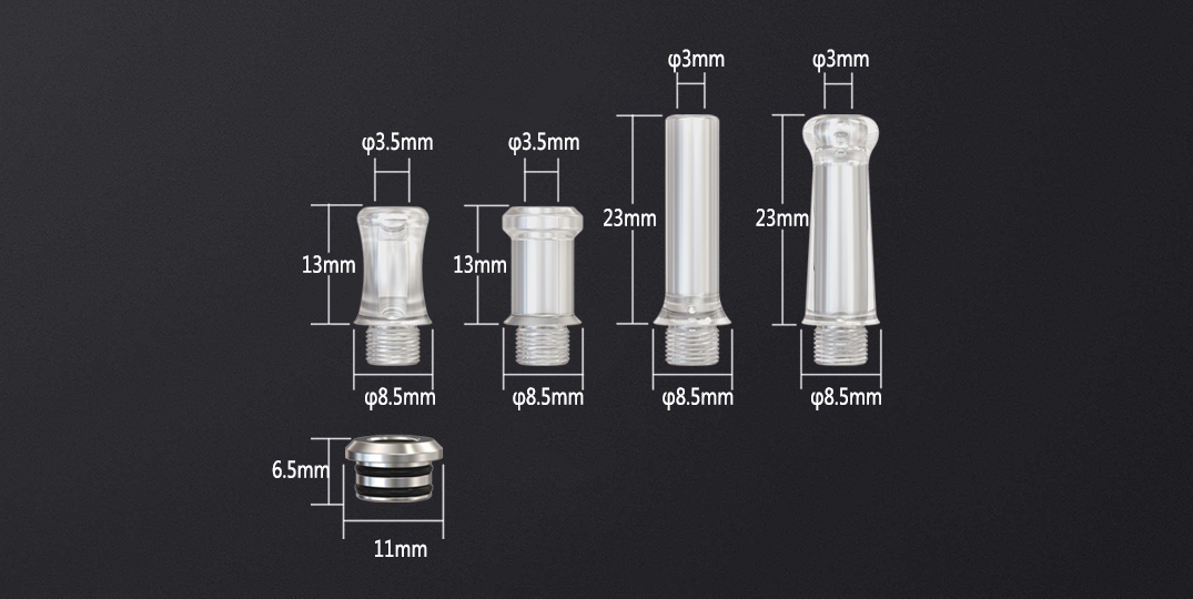 excellent best drip tip factory for retail-3