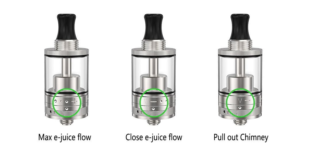 ambitionmods reliable rta tank factory price for shop-6