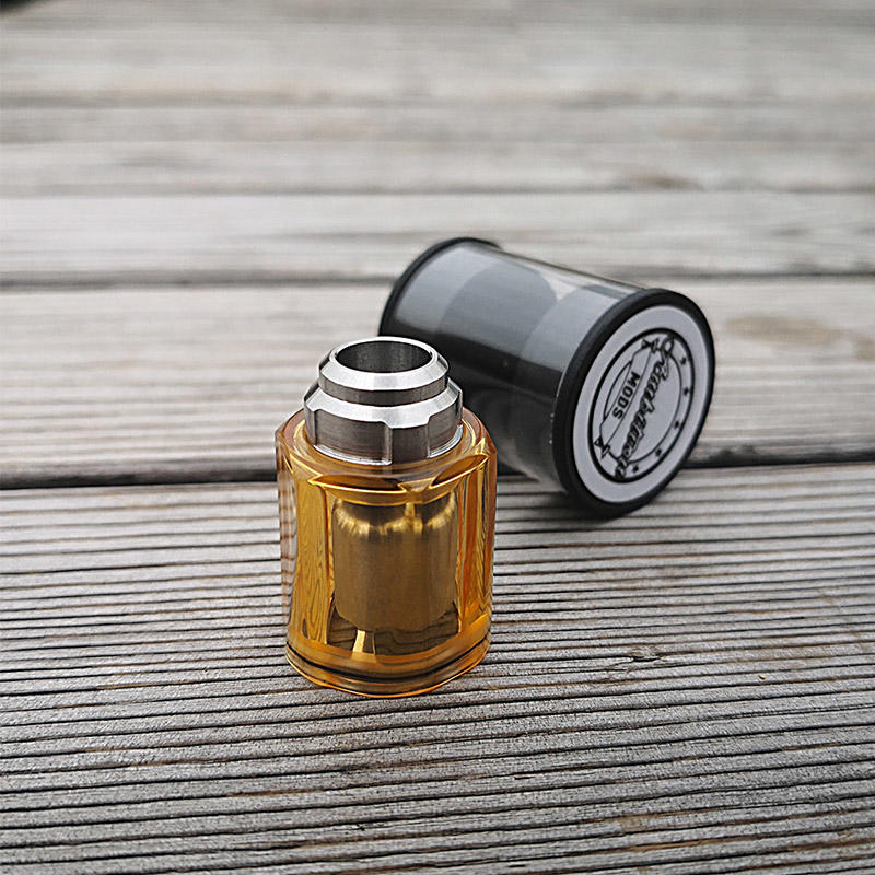 Gate MTL RTA Diamond PCTG Tank 3.5ml