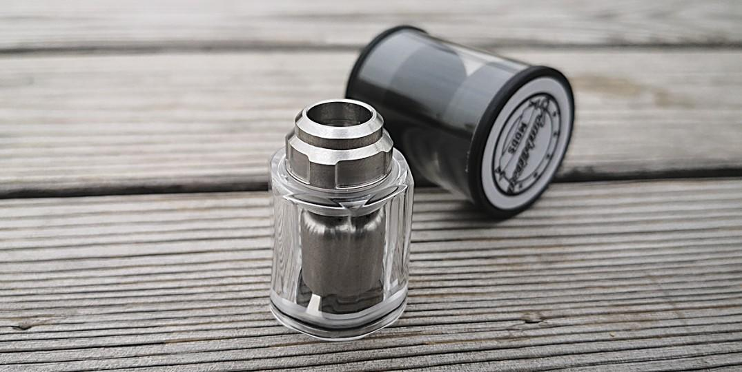 ambitionmods RTA tank supplier for electronic cigarette