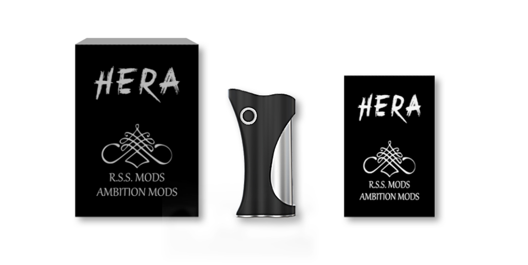 ambitionmods 60W Hera box mod manufacturer for vapor-6
