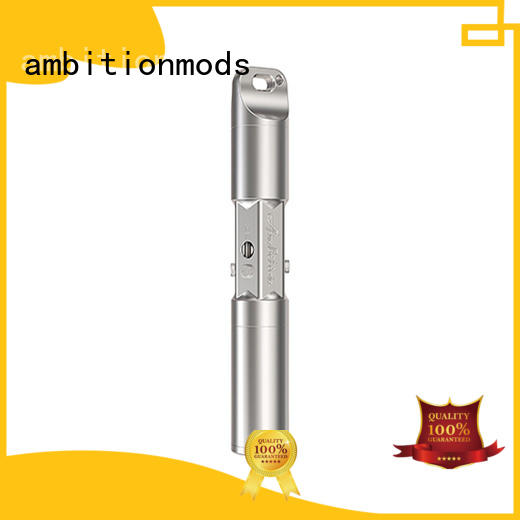 ambitionmods durable vapor accessories from China for supermarket
