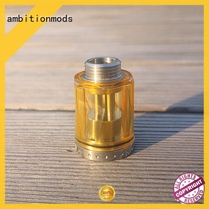 ambitionmods PCTG tank from China for adults