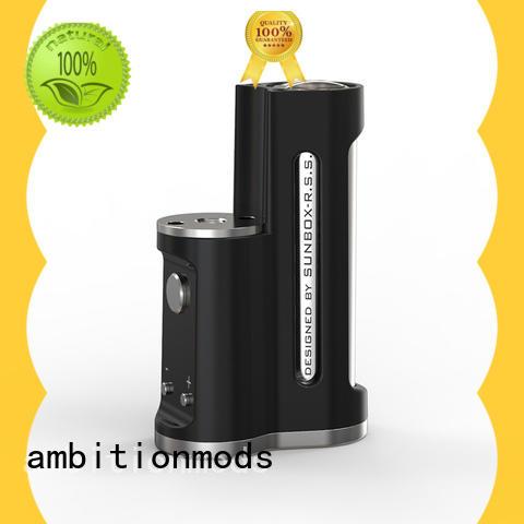 ambitionmods excellent vapor mod supplier for retail