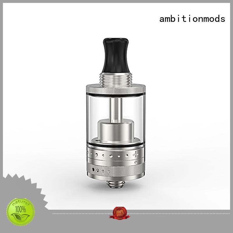 ambitionmods hot selling rta tank supplier for home