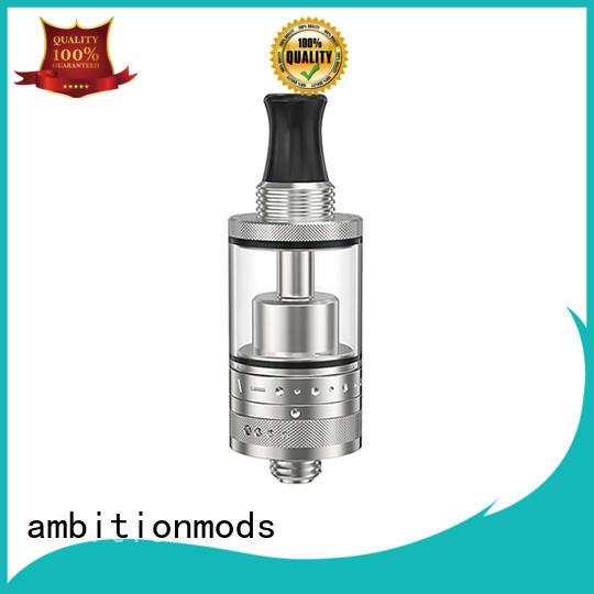 ambitionmods RTA rebuildable tank atomizer factory price for store