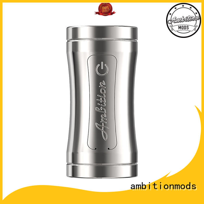 ambitionmods excellent Luxem Tube Mod with Mosfet supplier for mall