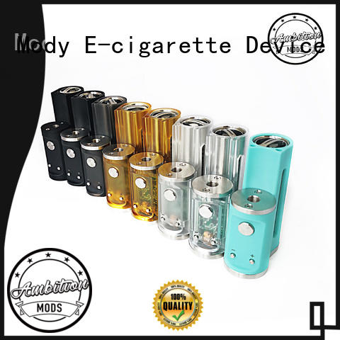 approved vapor mod supplier for mall
