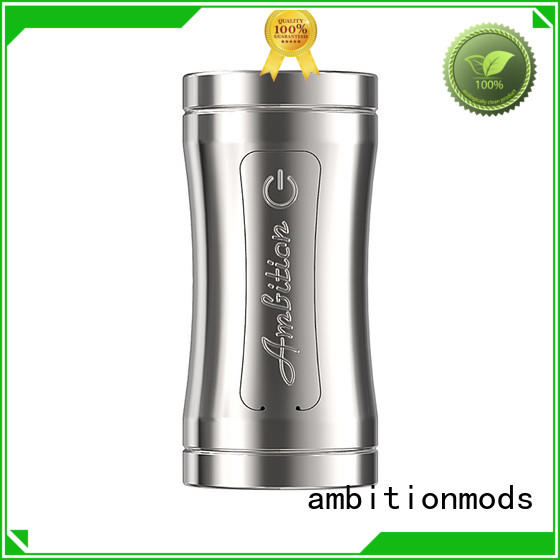 ambitionmods excellent Luxem Tube Mod with Mosfet wholesale for mall