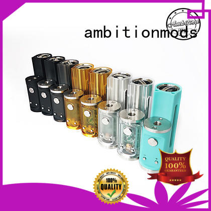 ambitionmods best box mod personalized for supermarket