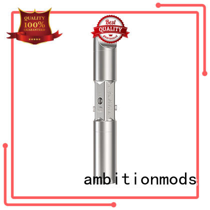 ambitionmods vape tools customized for supermarket