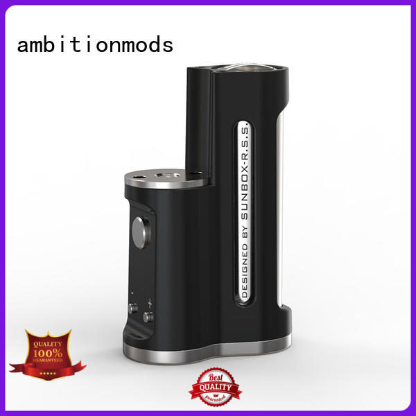 ambitionmods approved vapor mod supplier for adult