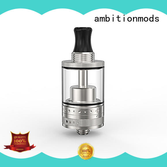 ambitionmods quality rta tank wholesale for store