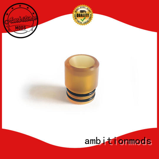 ambition mod Gate RTA drip tip manufacturer for replacement