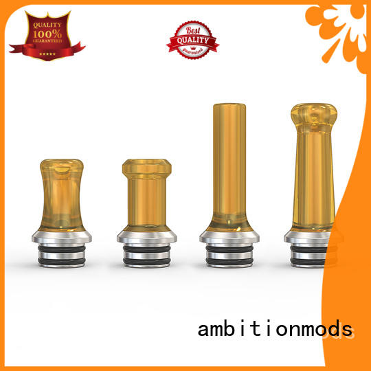 ambitionmods approved best drip tip inquire now for retail