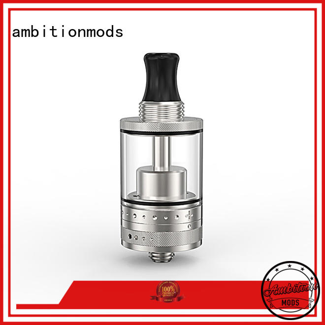 ambitionmods durable rta tank factory price for store