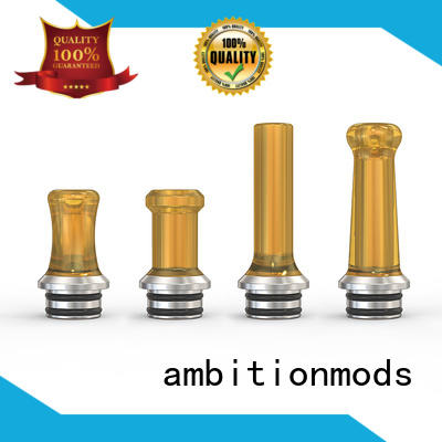 ambitionmods top quality best drip tip with good price for adult