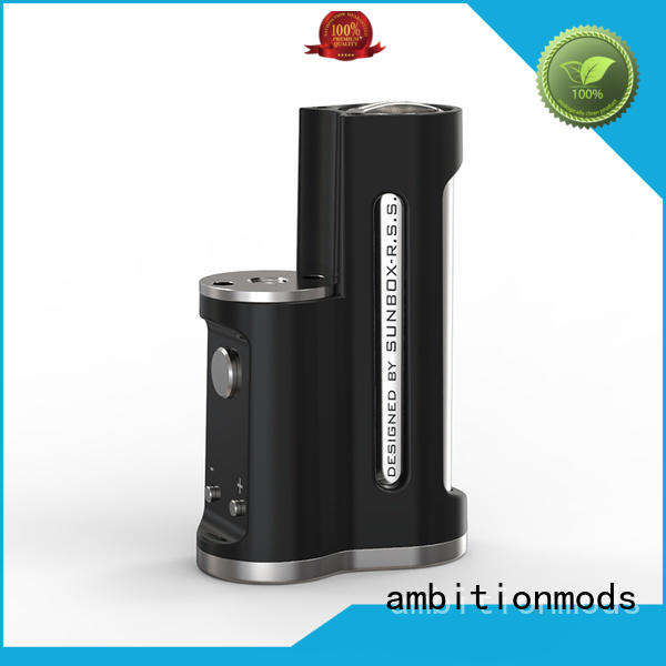 top quality mod box personalized for adult