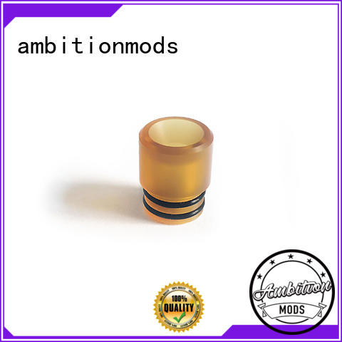 ambitionmods durable Gate RTA drip tip from China for sale