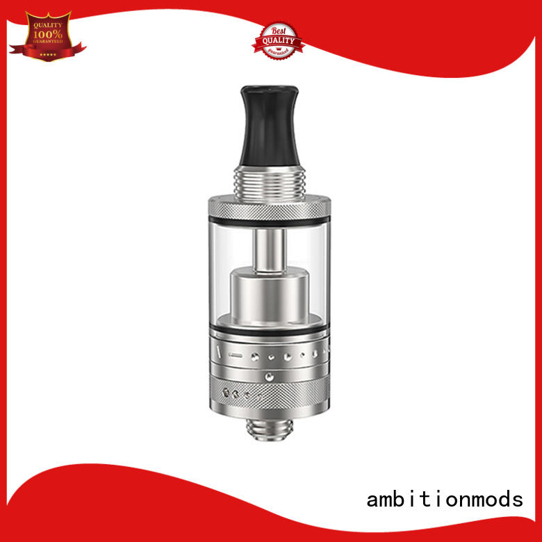 ambitionmods RTA rebuildable tank atomizer factory price for home
