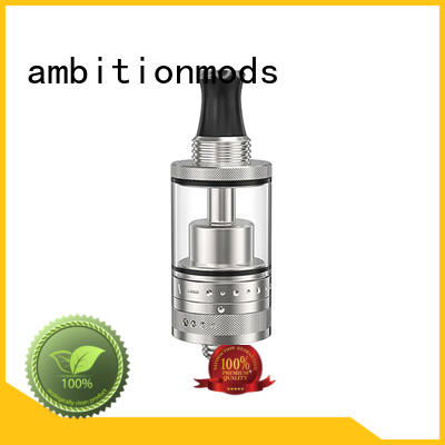 adjustable Purity MTL RTA personalized for store
