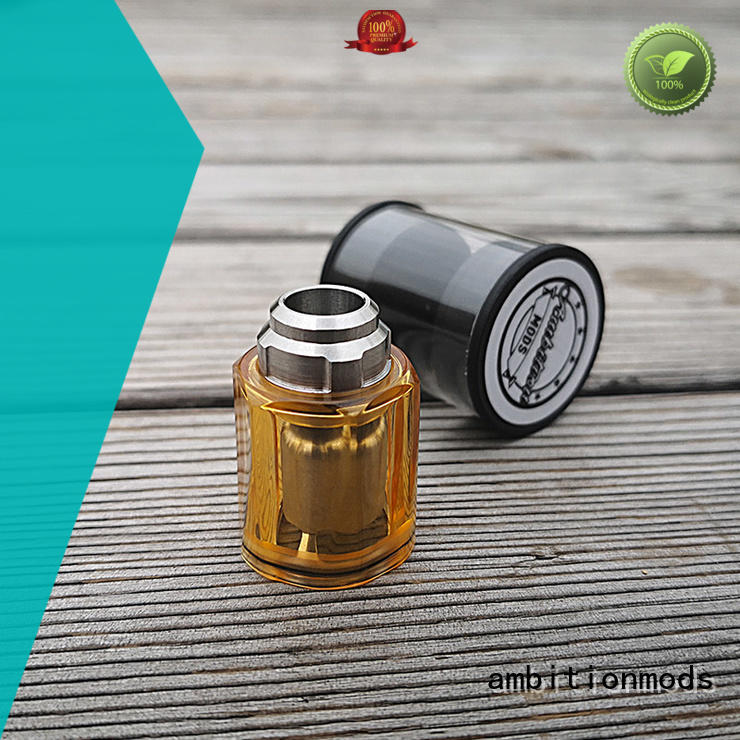 ambitionmods MTL vape tank factory price for adults