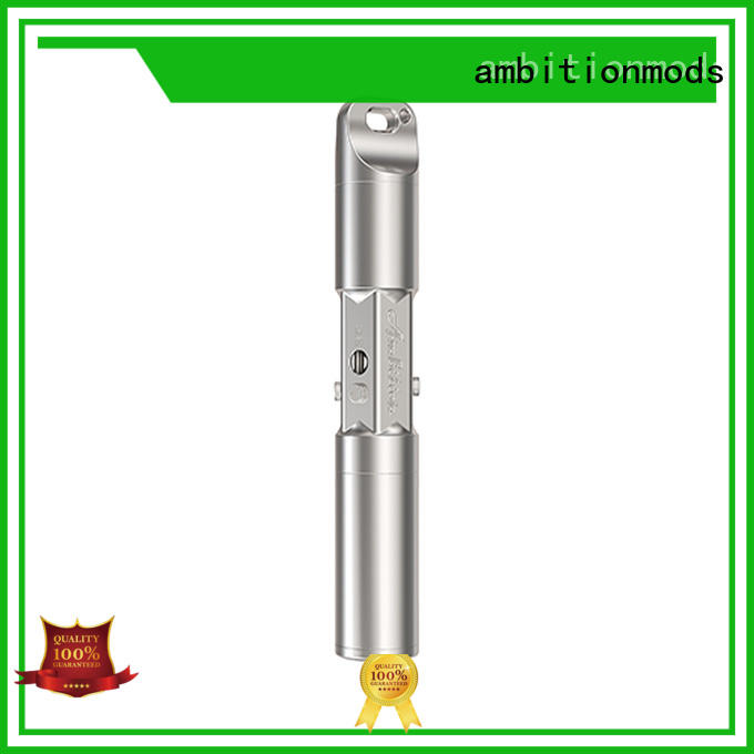 Polymer V2 Ambition vape tool 86 mm high with coil jig & screw driver 2 in 1 new arrival