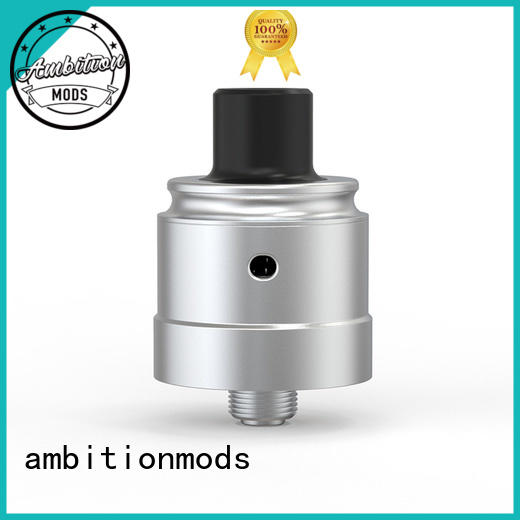 ambitionmods quality top rda manufacturer for store