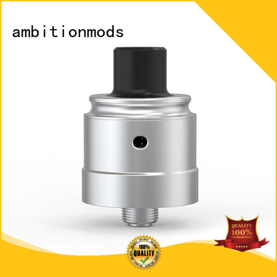 ambitionmods dripper RDA manufacturer for store