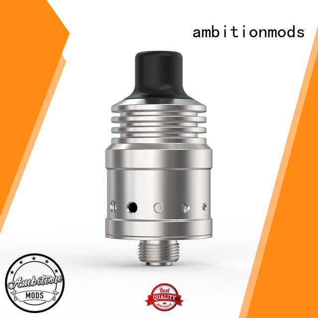 ambitionmods elegant flavor rda factory price for household