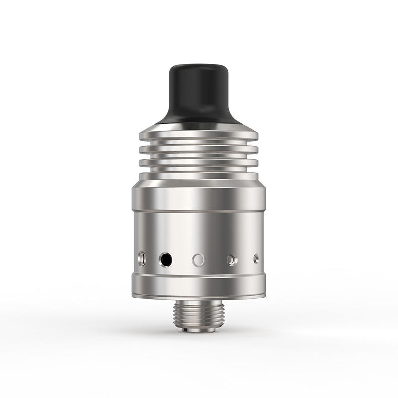 Spiral MTL RDA Ambition 18 mm diameter with 5 Air holes control Anti-condensate structure