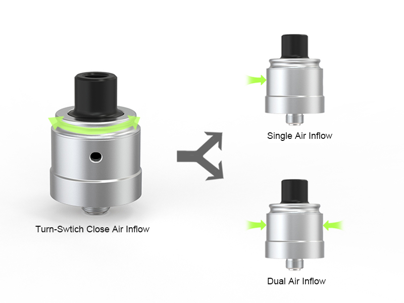 ambitionmods dripper RDA manufacturer for household-5