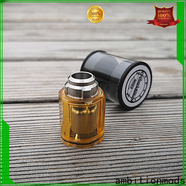 ambitionmods efficient RTA vape tank supplier for adults