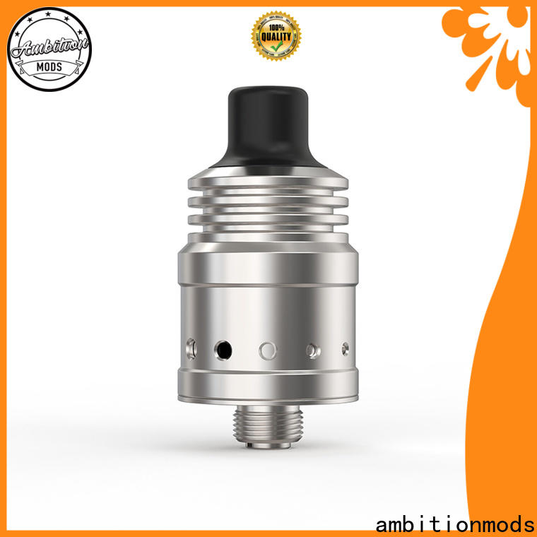ambitionmods top quality mtl rdta wholesale for household