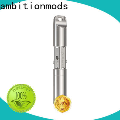 ambitionmods hot selling vapor accessories from China for supermarket