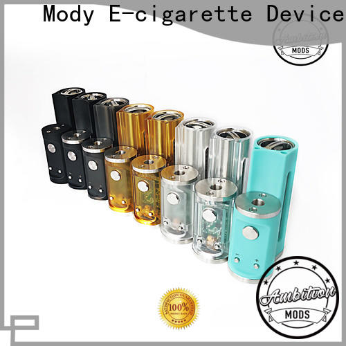 elegant mod box personalized for retail