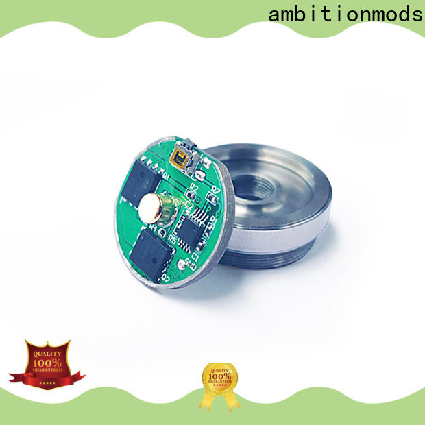 ambitionmods excellent Luxem tube mosfet chip factory price for sale