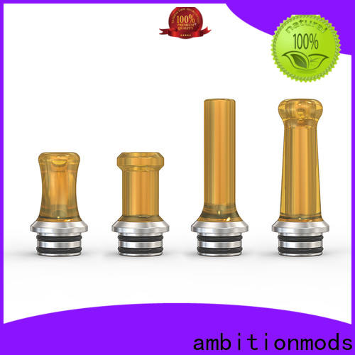 ambitionmods top quality best drip tips factory for adult