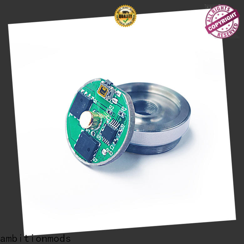 ambitionmods Luxem tube mosfet chip personalized for sale