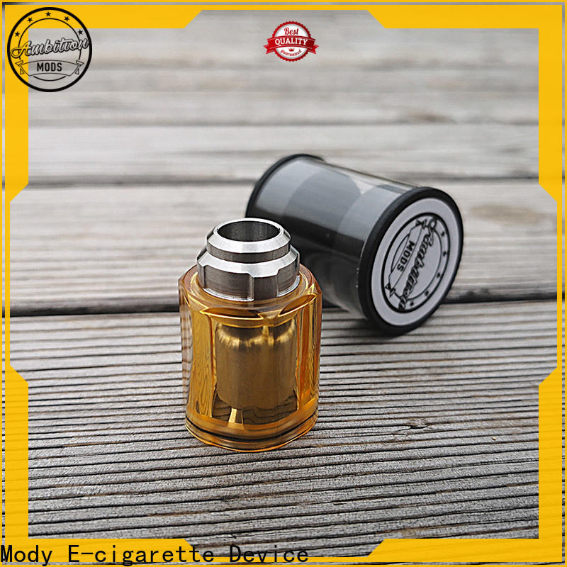ambitionmods controllable RTA vape tank personalized for electronic cigarette