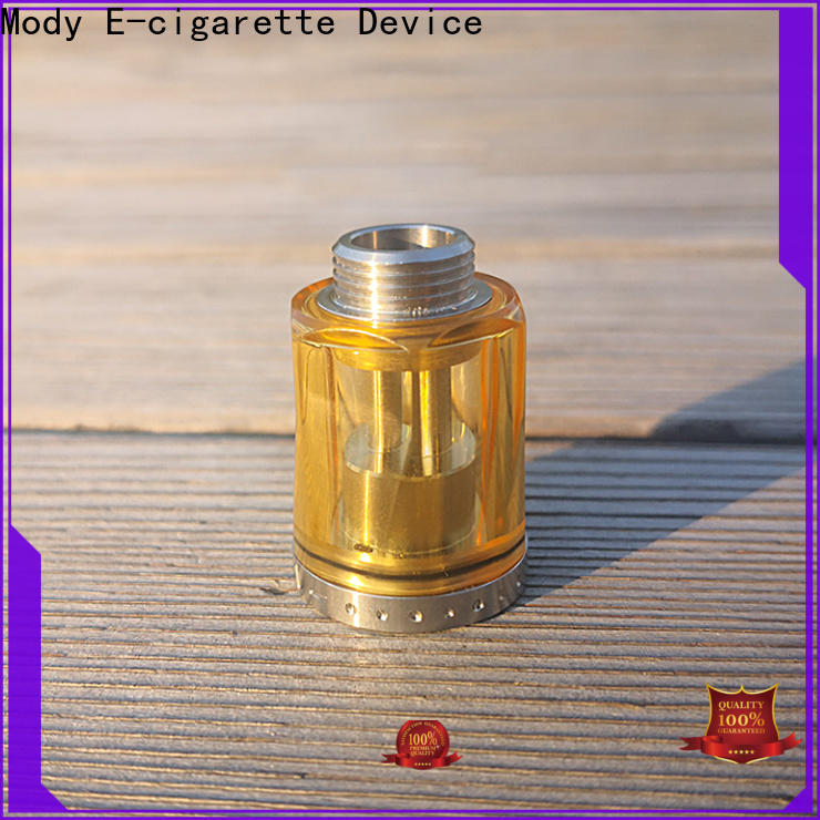 ambition mod PCTG vaping tank customized for electronic cigarette