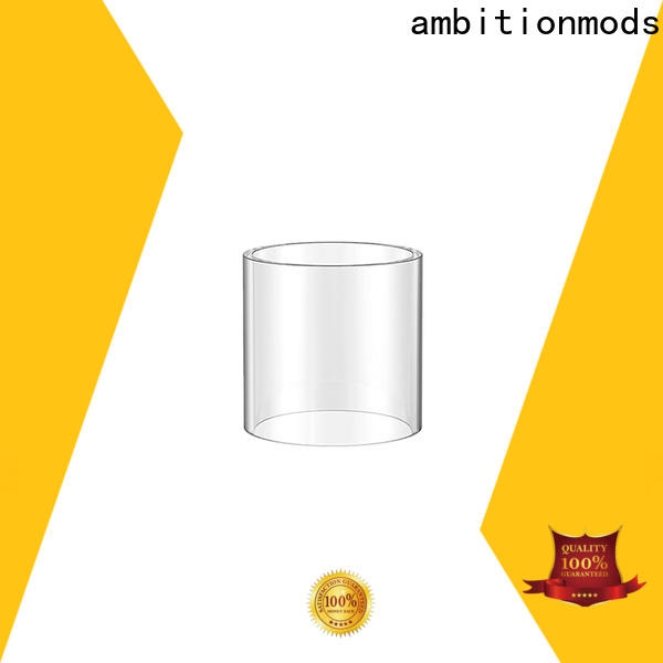 ambitionmods popular MTL spare glass with good price for adults