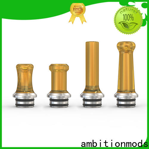 ambitionmods approved best drip tips inquire now for retail