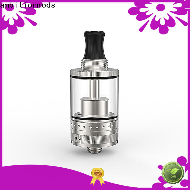 quality rta tank personalized for home